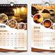 Executive Calendar Template 2014 - GraphicRiver Item for Sale