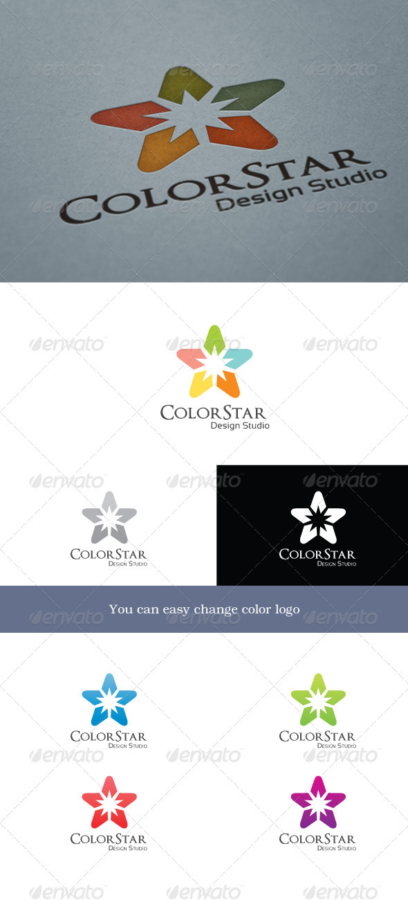 GraphicRiver ColorStar 3497247