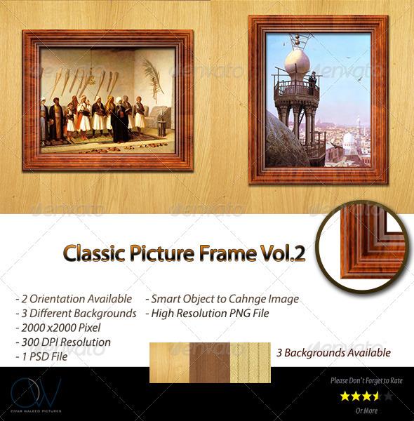 GraphicRiver Picture Frame Vol.1 3497463