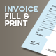 Invoice & Letter Templates - GraphicRiver Item for Sale