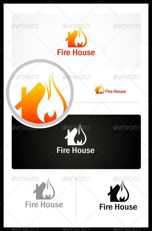 GraphicRiver Fire House 3473316