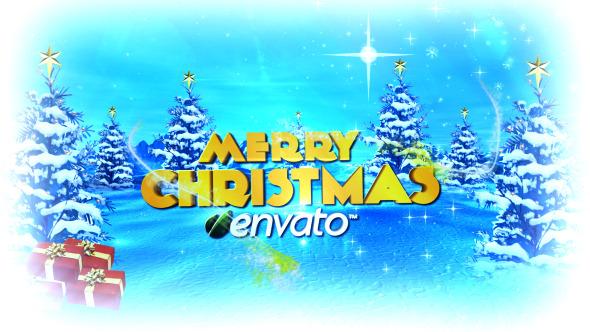 VideoHive Christmas Greetings 3499081