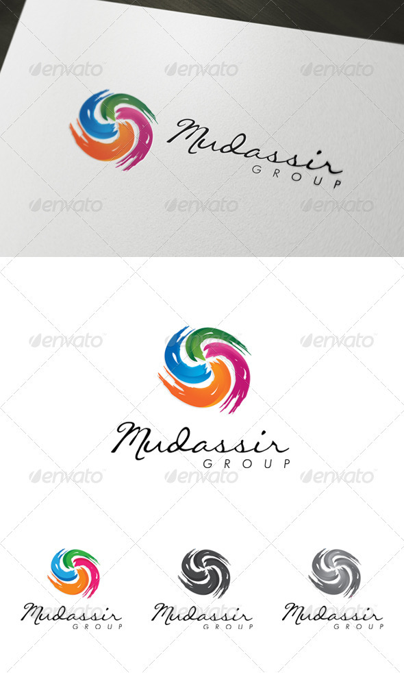 GraphicRiver Mudassir Group 3500345