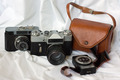 Old Analog Cameras and Accessories - PhotoDune Item for Sale