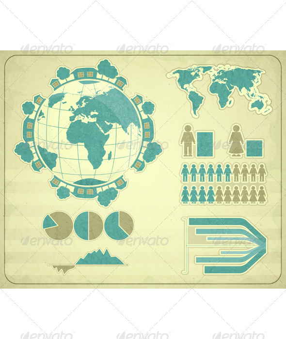 GraphicRiver Eco Planet 3501004