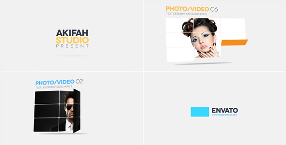 VideoHive Gallery In Motion 3455903