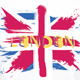 Grunge British Flag  - GraphicRiver Item for Sale