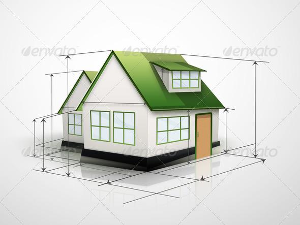 PhotoDune house 3504662