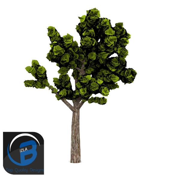 3DOcean Tree 2 3505209
