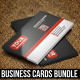 Express Business Cards Bundle#1 - GraphicRiver Item for Sale