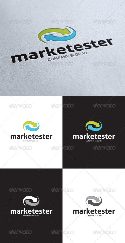 GraphicRiver Marketing Test Logo 3505505