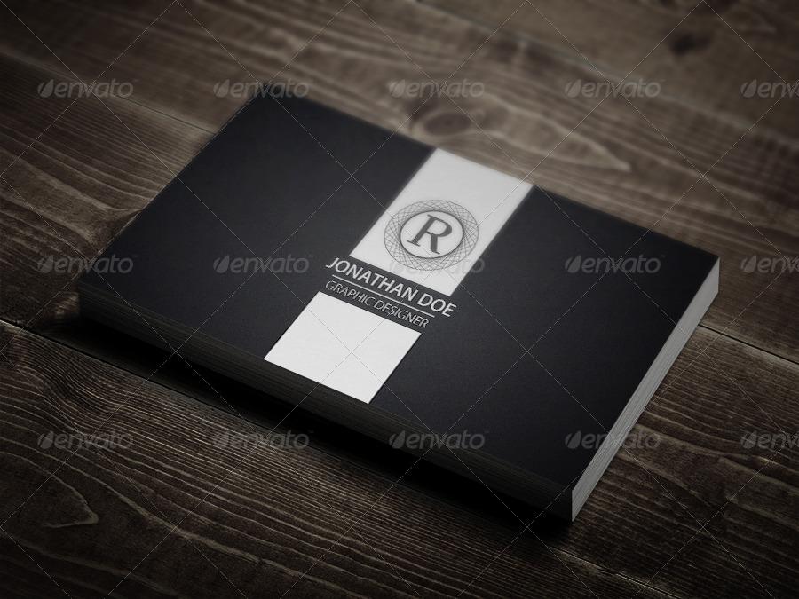 Elegant Business Card by Realstar