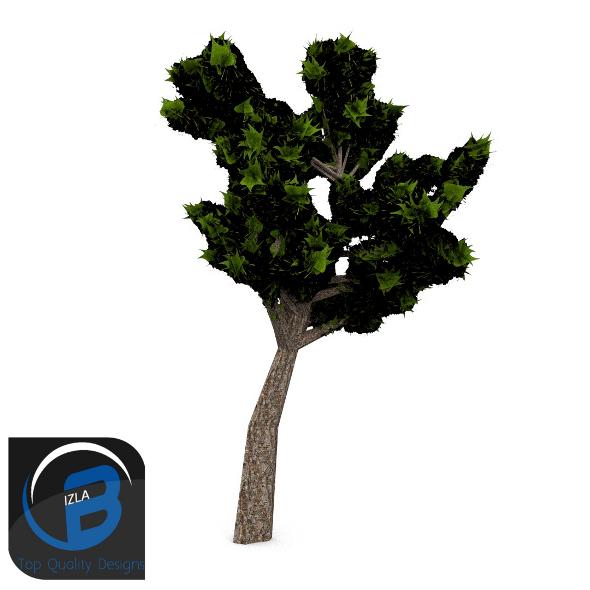 3DOcean tree 6 3505549