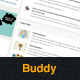 Buddy: Multi-purpose WordPress & BuddyPress Theme - ThemeForest Item for Sale
