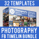 Photography FB Timeline Cover Bundle - GraphicRiver Item for Sale