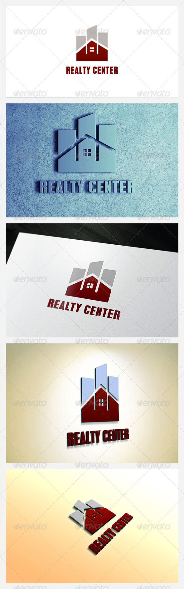 GraphicRiver Realty Center 3507660