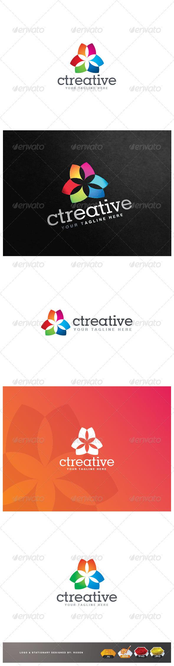 GraphicRiver Creative logo 3507705