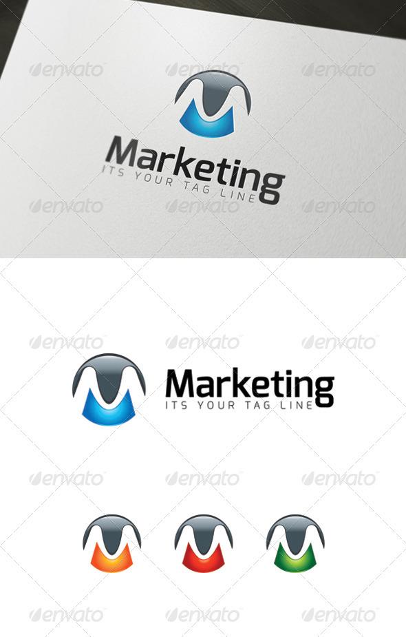 GraphicRiver Marketing logo 3508521