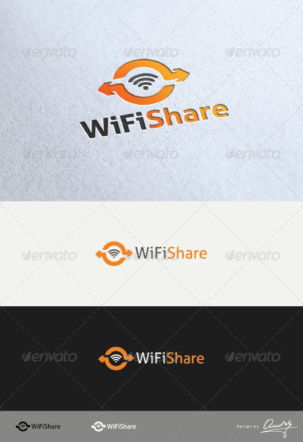 GraphicRiver wifi share 3509172