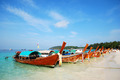 Boat on the Sea in Thailand - PhotoDune Item for Sale