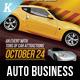 Premium Automotive Business Flyers - GraphicRiver Item for Sale