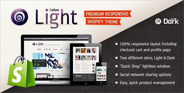 Callisto for Shopify - Premium Responsive Theme - Fashion Shopify