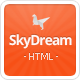 SkyDream - Responsive HTML5 Template - ThemeForest Item for Sale