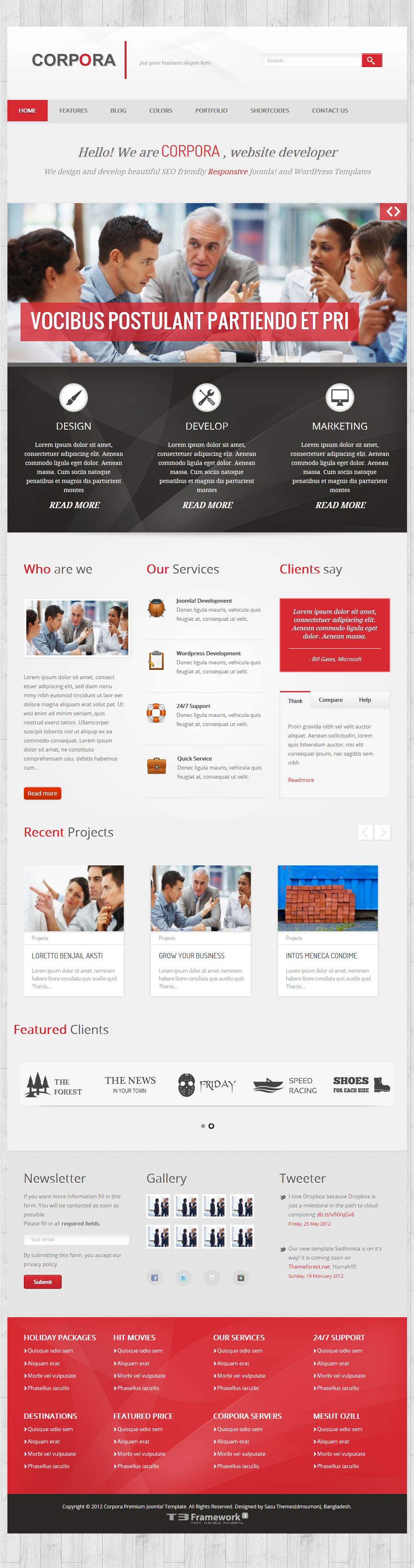 cleaning responsive joomla template 45335 corpora clean responsive joomla template by dmsumon