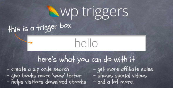 CodeCanyon WP Triggers Add Instant Interactivity To WP 3516401