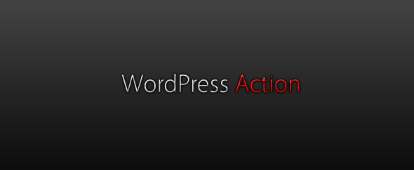 wordpressaction