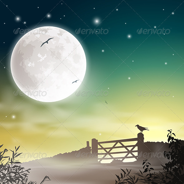 GraphicRiver Farm Gate 3517246