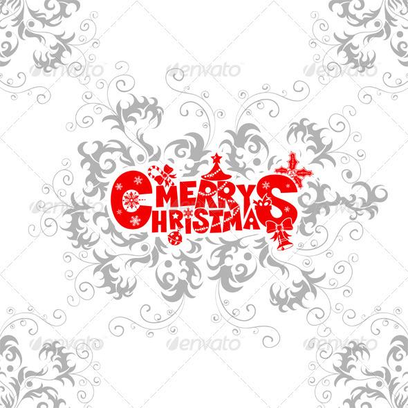 GraphicRiver Christmas Card 3517490