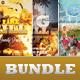Hot Event Flyer Template Bundle - GraphicRiver Item for Sale