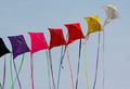 Colored kite, happy composition - PhotoDune Item for Sale