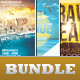 Church Marketing Flyer Bundle-Vol 011
