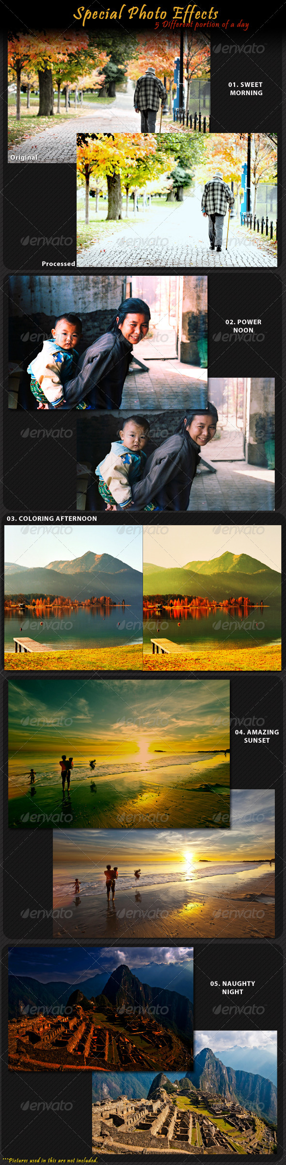 GraphicRiver Special Day Photo Effects 3522979