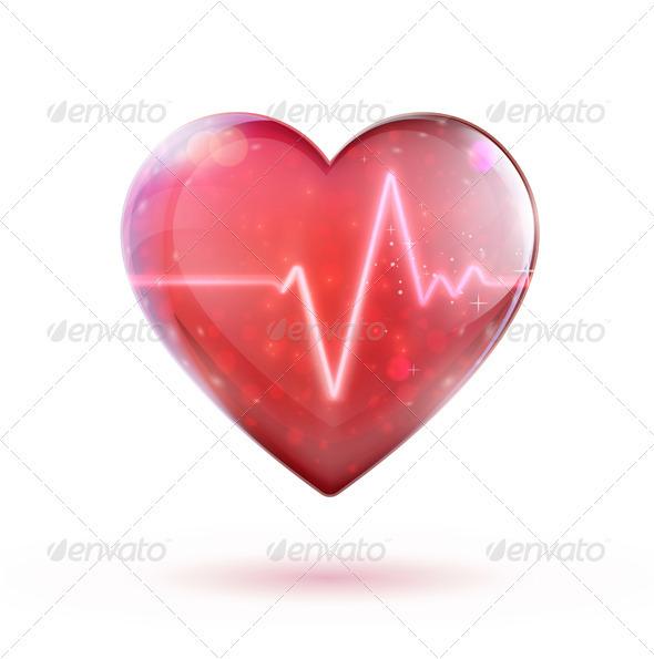 GraphicRiver Heart Shape 3523511