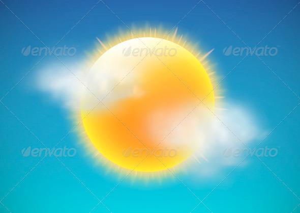GraphicRiver Weather Icon 3523562