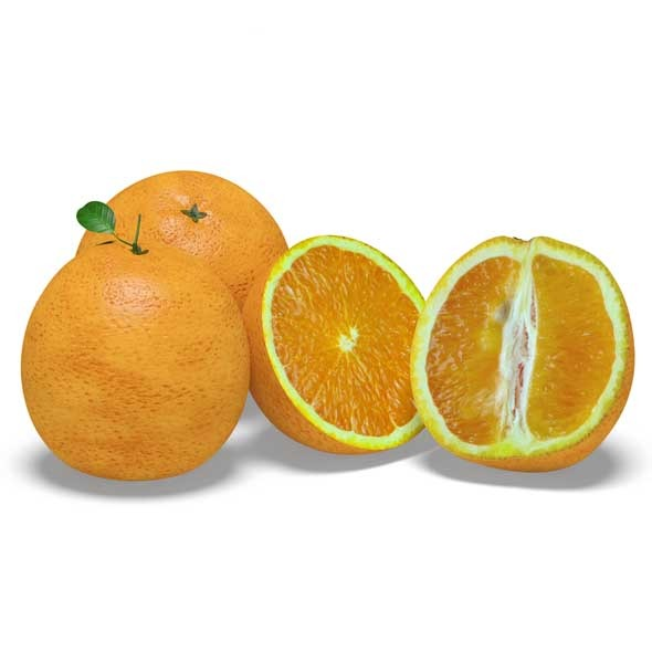 Oranges - 3DOcean Item for Sale