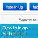 Bootstrap 2 and 3 enhance with CSS3 animation - CodeCanyon Item for Sale