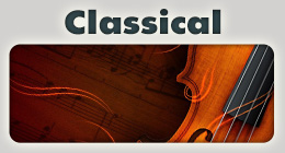 classical/acoustic instrumental music