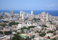 Vedado and Caribbean Sea in Havana, Cuba - PhotoDune Item for Sale