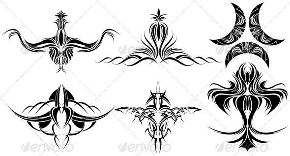 GraphicRiver Design Elements 3527993