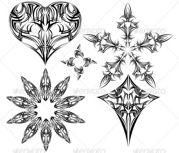 GraphicRiver Design Elements 3528241