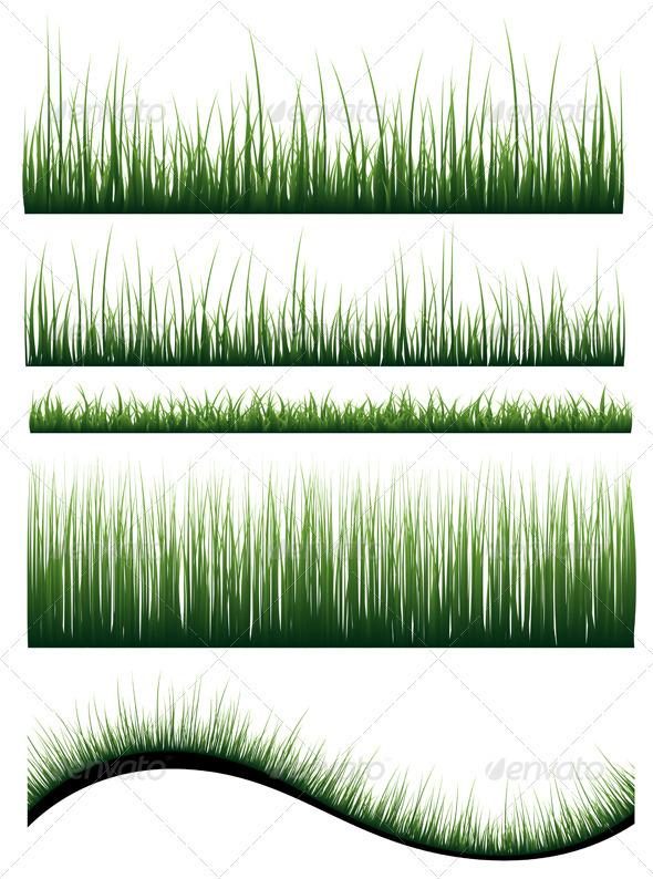 GraphicRiver Grass 3528331