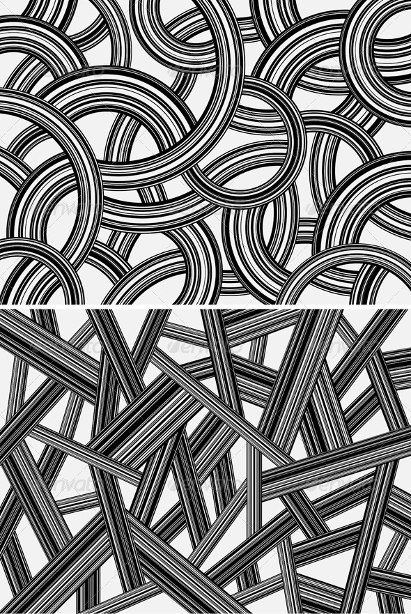 GraphicRiver Vector Patterns 3528342