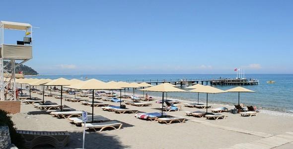 Mediterranean Sea Beach 1