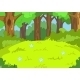 Forest Glade - GraphicRiver Item for Sale