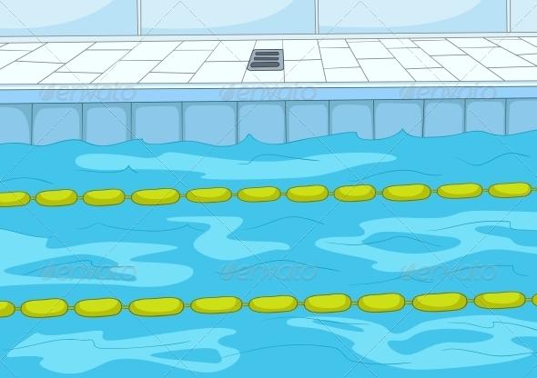 Swimming Pool Graphicriver
