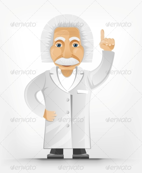GraphicRiver Einstein Idea 3531092